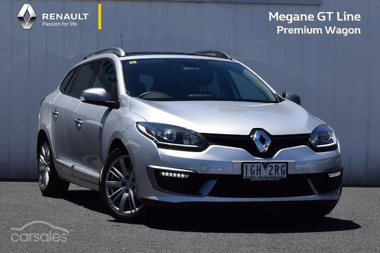 New Used Renault Megane Gt Line Premium Wagon Cars For Sale In