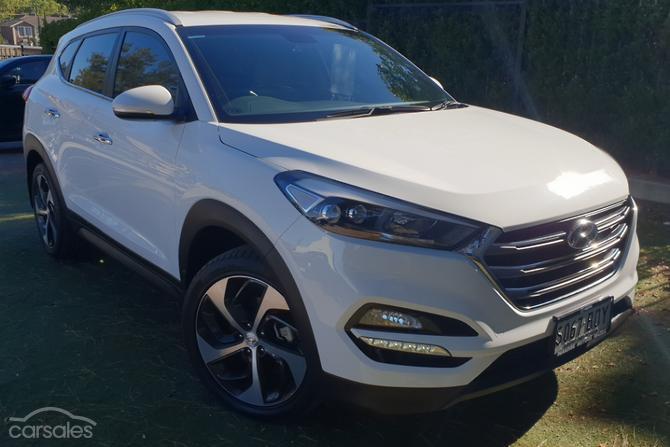 2017 Hyundai Tucson Elite Auto Awd My17