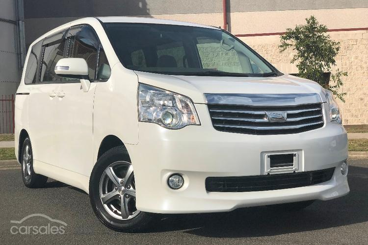 New Used Toyota Noah Cars For Sale In Australia Carsales Com Au