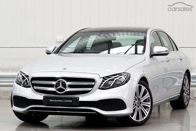 New Used Mercedes Benz E Class Cars For Sale In Australia