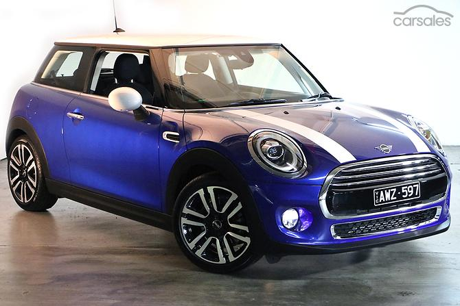 New Used Mini Cars For Sale In Australia Carsalescomau