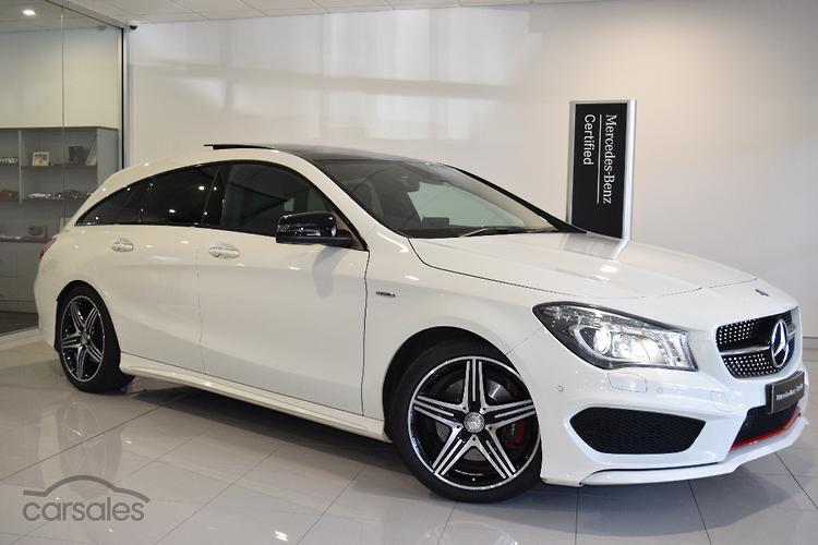 Exceptional 2015 Mercedes Benz CLA250 Sport Auto 4MATIC