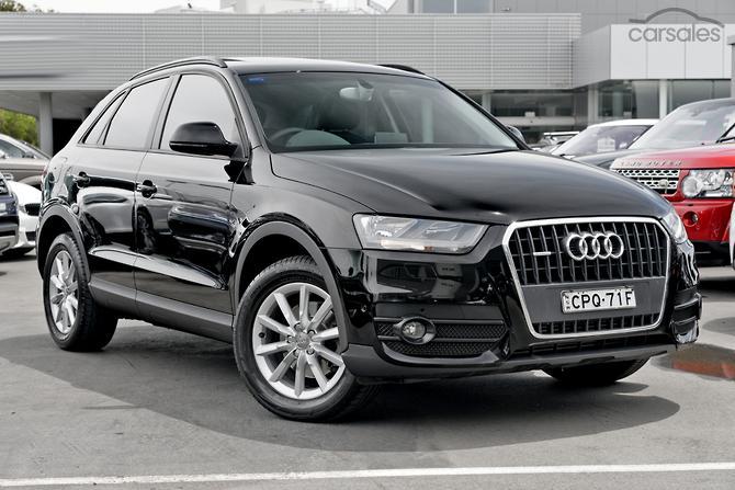 New Used Audi Q Cars For Sale In Australia Carsalescomau - Audi q series cars