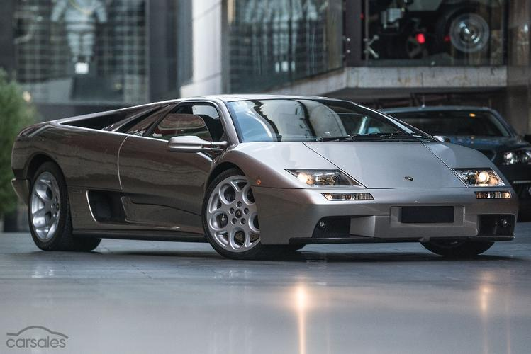 2001 Lamborghini Diablo VT Manual AWD