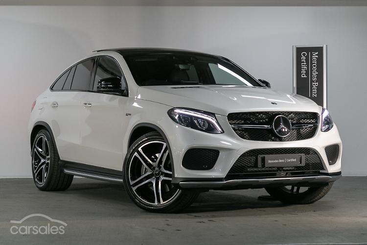 2018 Mercedes Benz GLE43 AMG Auto 4MATIC