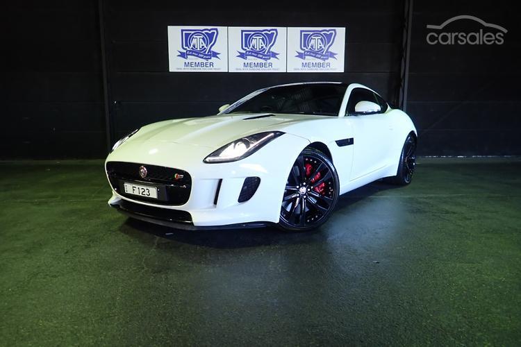 2015 Jaguar F TYPE S Auto RWD MY16