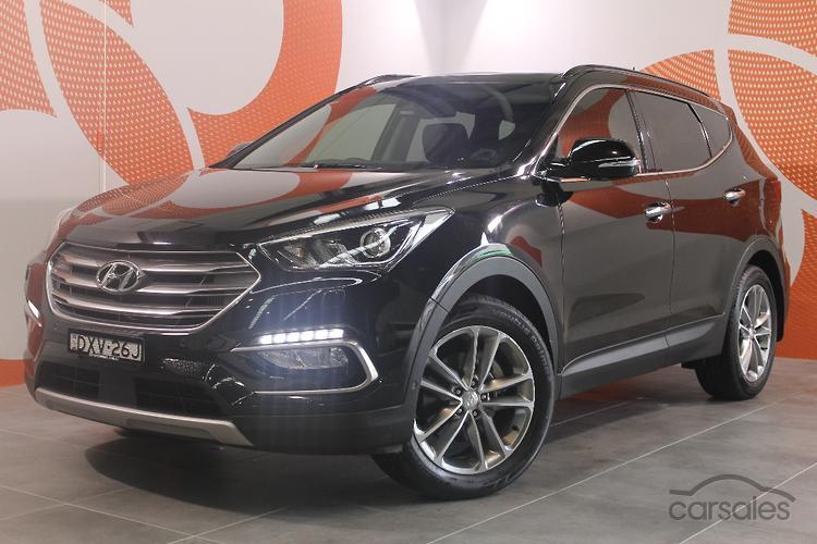 2015 Hyundai Santa Fe Highlander Auto 4x4 MY16
