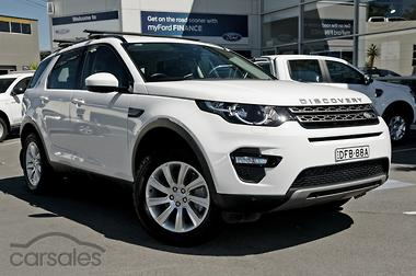 2016 Land Rover Discovery Sport Sd4 Se Auto 4x4 My16 5