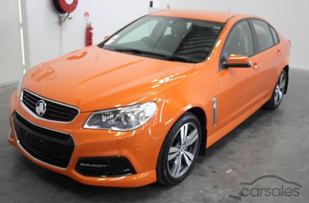 2014 Holden Commodore Sv6 Vf Manual My14