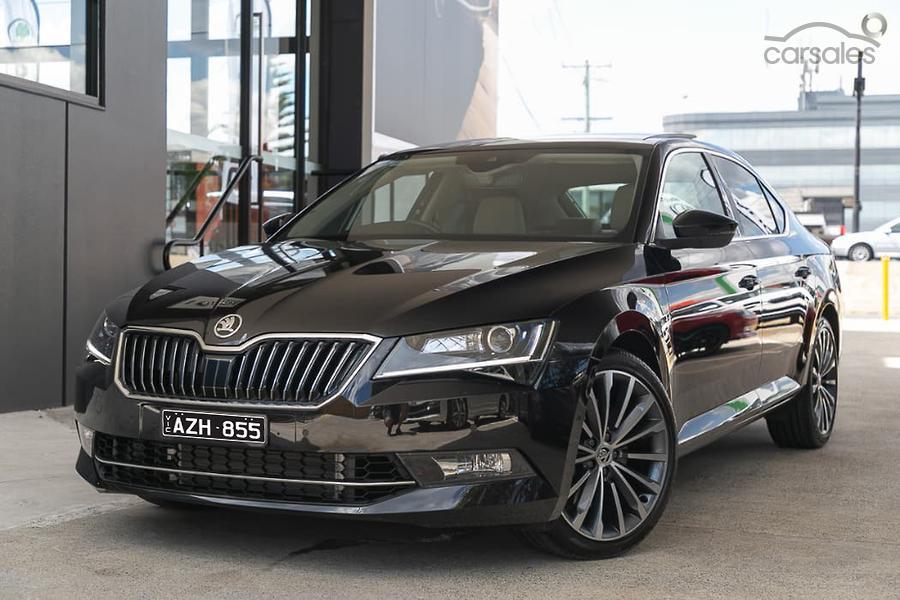 2018 SKODA Superb 206TSI Auto 4x4 MY18 5-OAG-AD-16845348