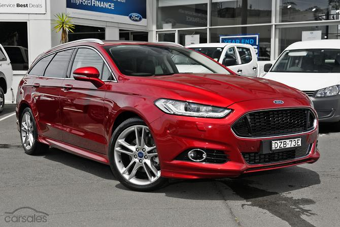 2017 Ford Mondeo Anium Md Auto My18 25