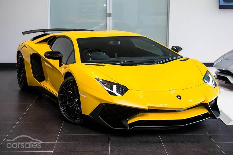 2016 Lamborghini Aventador LP750 4 Superveloce Auto AWD MY16