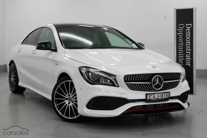 2018 Mercedes Benz Cla250 Sport Auto 4matic