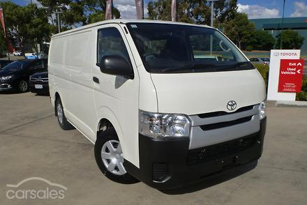 Toyota HiAce 2019 Video Review | carsales com au