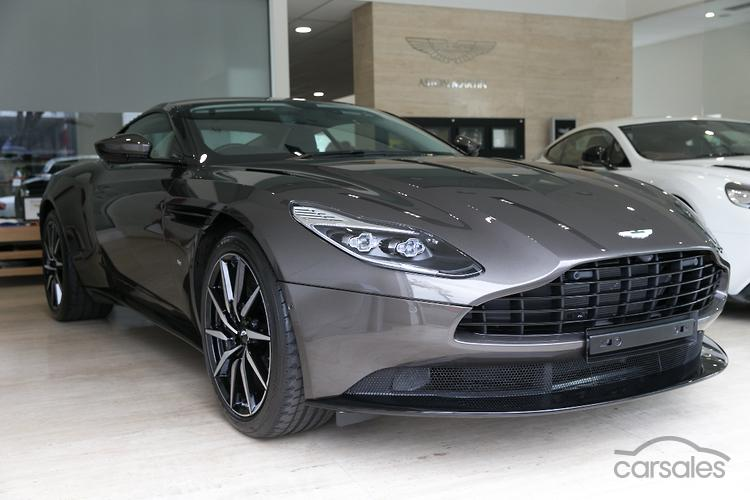New Used Aston Martin Grey Coupe Cars For Sale In Australia