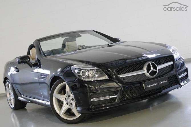 2017 Mercedes Benz Slk250 Auto My15