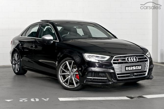 New Used Audi S Cars For Sale In New South Wales Carsalescomau - Audi s3 used cars