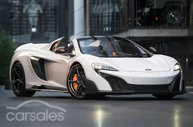 new & used mclaren cars for sale in australia - carsales.au