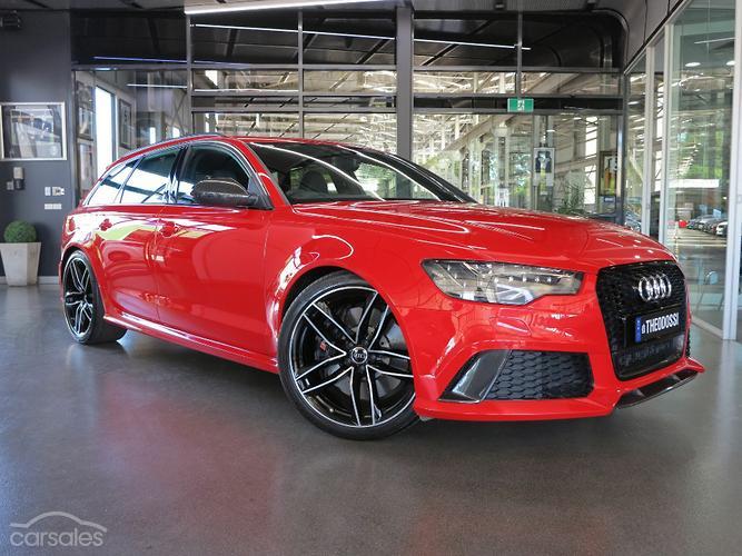 Audi used cars melbourne
