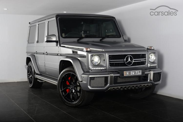 New Used Mercedes Benz G Class Cars For Sale In Australia