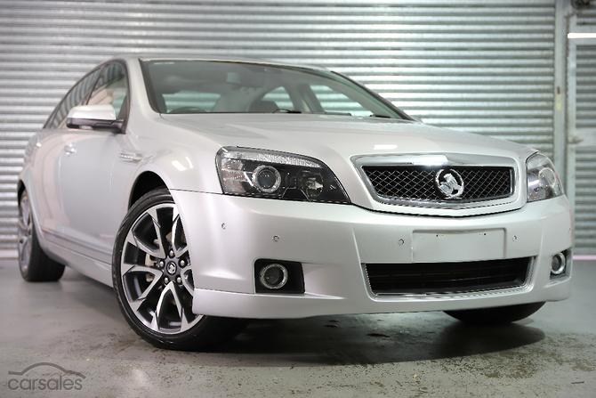 New Used Holden Caprice Cars For Sale In Australia Carsales