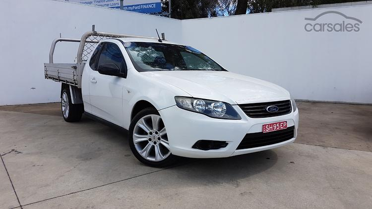 Ford falcon utes for sale nsw