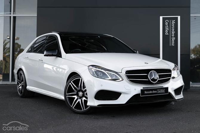 553958450b046d New   Used Mercedes-Benz E Class Green cars for sale in Australia ...