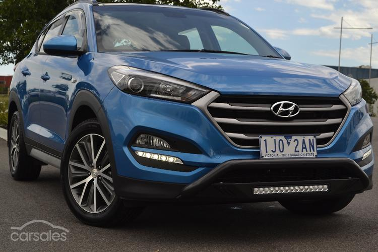 New Used Hyundai Tucson Cars For Sale In Victoria Carsales Com Au