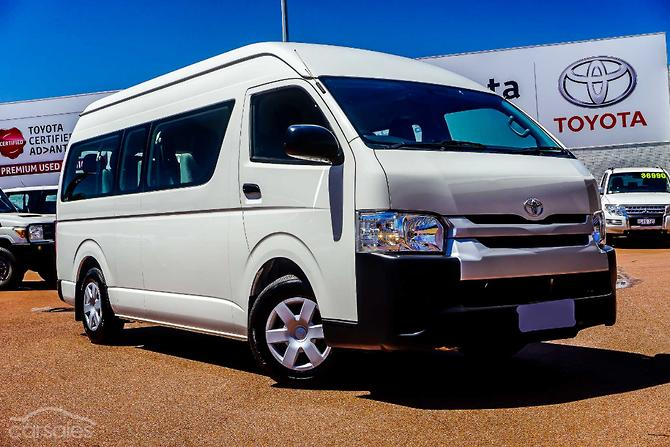 d69019a2cc New   Used Toyota Bus Automatic cars for sale in Australia ...