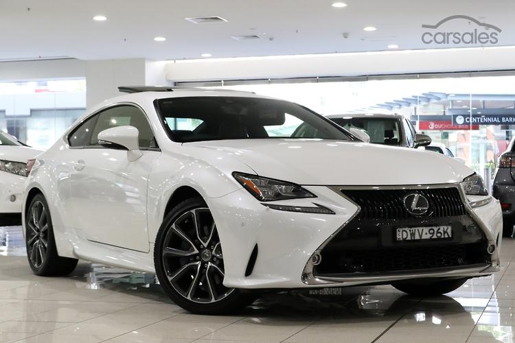 New Used Lexus Coupe 2 Doors Cars For Sale In Australia Carsales