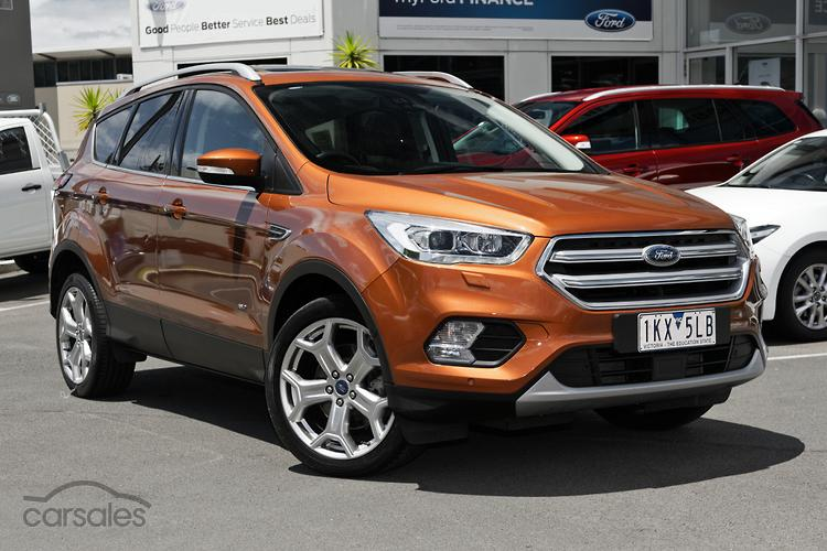 New Used Ford Escape Cars For Sale In Sydney Metro New South Wales