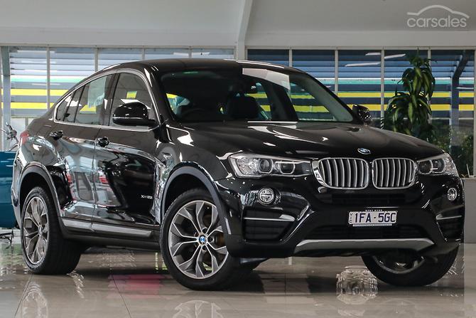 2015 BMW X4 XDrive20i F26 Auto 4x4