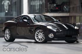 New Used Aston Martin Vanquish Cars For Sale In Australia - Cheap aston martin