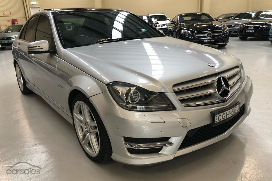 2011 Mercedes-Benz C350 CDI BlueEFFICIENCY Avantgarde Auto