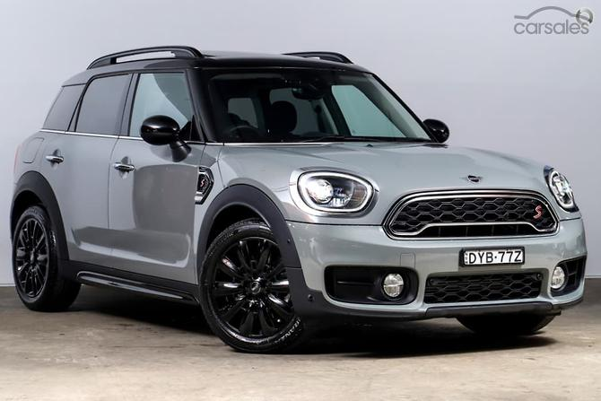 New Cars Brand New And Demo Mini Grey Cars For Sale In Australia