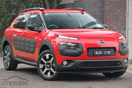 2017 Citroen C4 Cactus Exclusive Auto My18