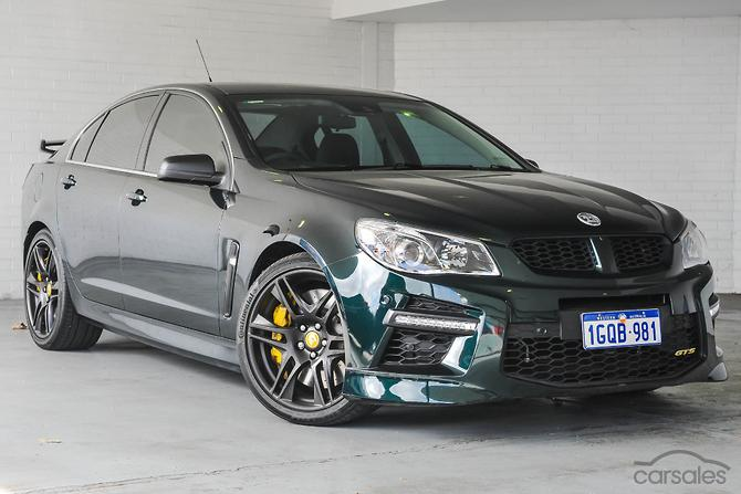 New Used Holden Special Vehicles Hsv Gts Cars For Sale In