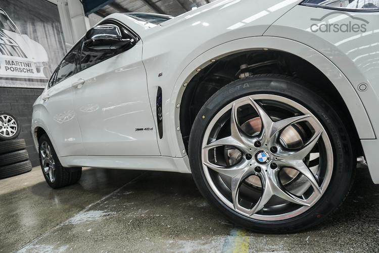 2016 BMW X6 xDrive40d F16 Auto 4x4 OAG AD