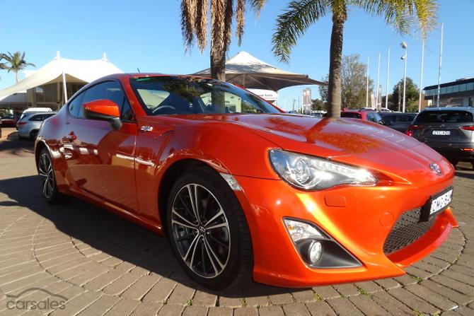New Used Toyota 86 Cars For Sale In New South Wales Carsales