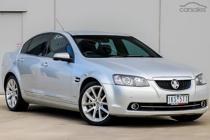 New Used Holden Calais V Ve Series Ii Silver Cars For Sale In