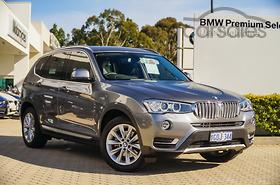2014 BMW X3 XDrive20i F25 LCI Auto 4x4