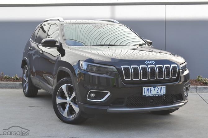 2018 Jeep Cherokee Limited Auto 4x4 My19