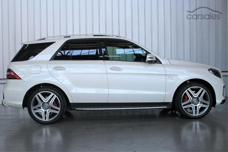 2013 Mercedes Benz ML63 AMG Auto 4x4