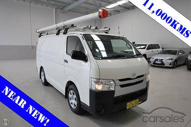 857c9677e4 New   Used Toyota Hiace cars for sale in Australia - carsales.com.au