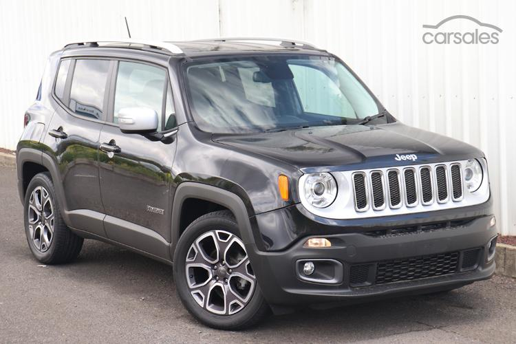 New Used Jeep Renegade Cars For Sale In Australia Carsales Com Au