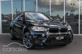 2015 BMW X6 M F86 Auto 4x4