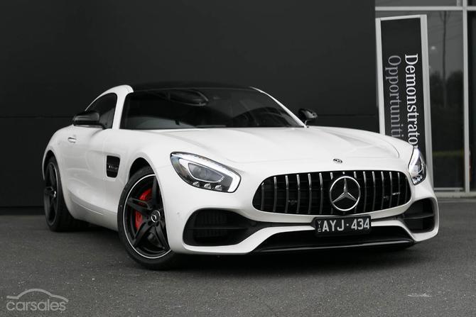 2018 Mercedes Benz Amg Gt S Auto