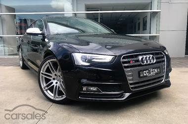 New Used Audi S Cars For Sale In Australia Carsalescomau - Used audi s5