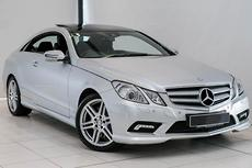 New Used Mercedes Benz E Class E500 Coupe Cars For Sale In