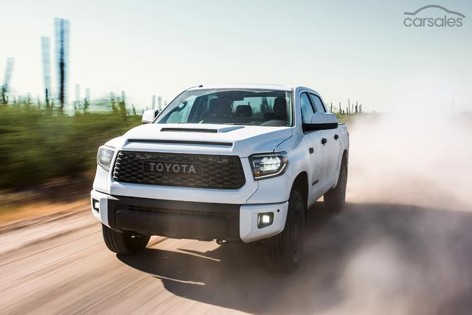 New Used Toyota Tundra Cars For Sale In Australia Carsales Com Au